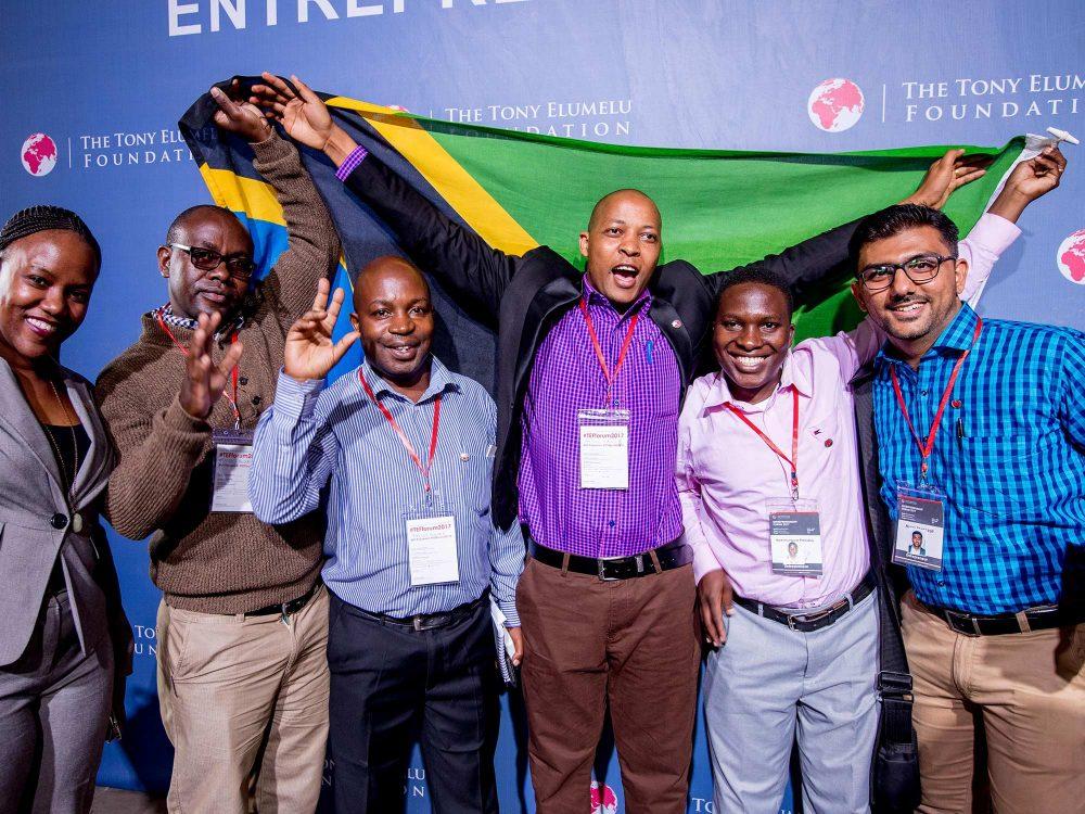 Tony Elumelu Foundation (TEF) Grant 2020 Cancelled